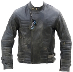 Speed Devil Fashion-Lederjacke SD502