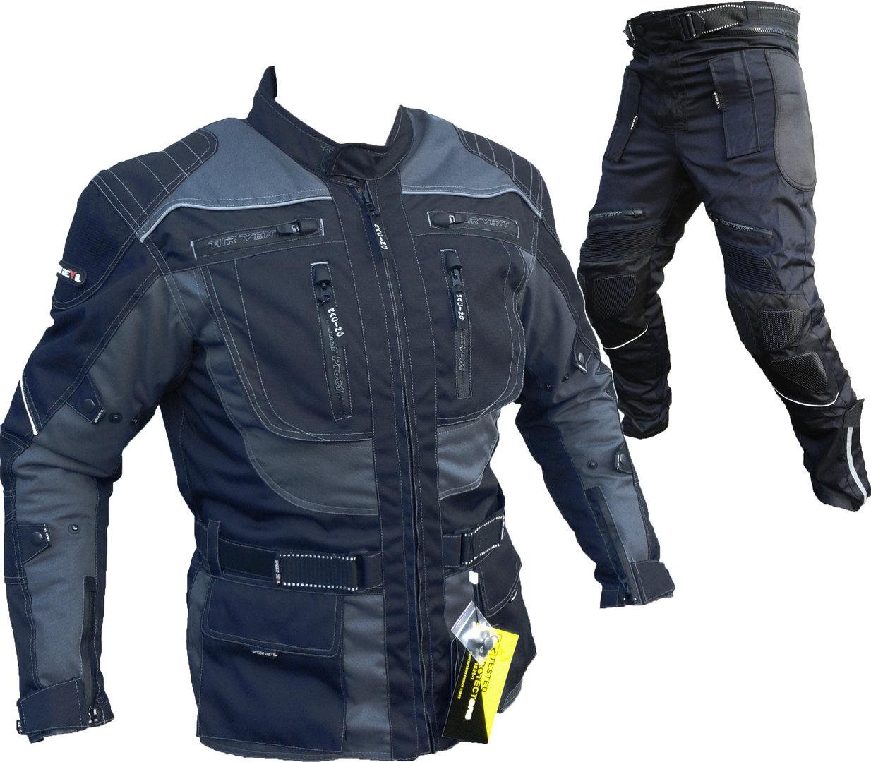 Textilkombi MONTANA - Speed Devil Motorradbekleidung