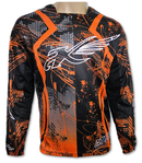ATROX Cross Jersey Orange