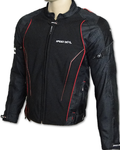 Textiljacke SPEED DEVIL RedFire